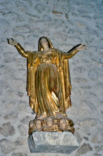 "Blessed Virgin Mary ""KPI"""