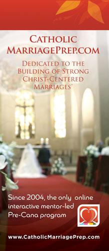 Catholic Marriage Prep - Online Pre-Cana